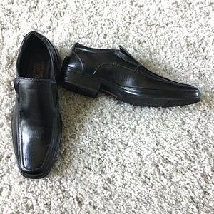 Dexter mens slip on loafers dress shoe
